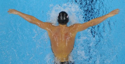 Swimmer (Philippe Lopez)